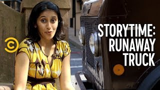 Aparna Nancherla's Most High-Octane New York Moment - Storytime - COMEDYCENTRAL