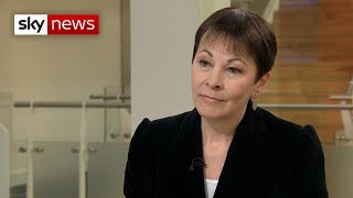PM is 'uniquely incompetent' says Green Party's Caroline Lucas - SKYNEWS