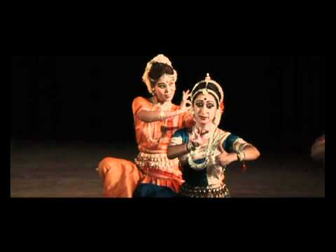ODISSI Saabhinay Pallavi by Nandini Ghosal and the Saveri Dance Troupe