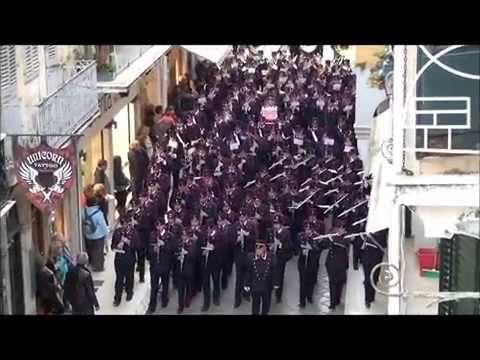 ΚΕΡΚΥΡΑ - ΠΑΣΧΑ (Pasqua Corfu) 2014 : ΕΠΙΤΑΦΙΟΣ Ι.Ν. ΑΓ. ΓΕΩΡΓΙΟΥ ΠΑΛΑΙΟΥ ΦΡΟΥΡΙΟΥ