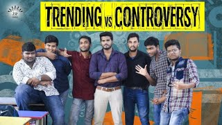 Trending VS Controversy||Latest Telugu Short Films 2018|Sriharsha|Ganesh|Deepak Sai|| - YOUTUBE
