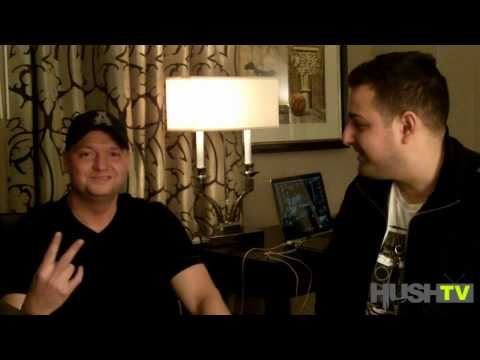 HushTV Interview with DJ Dan