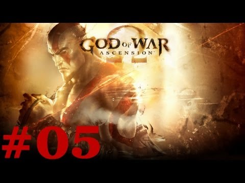 God of War Ascension - Bölüm 05 - Yılanlar (Türkçe) (PS3) [HD]