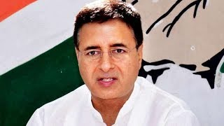 Randeep Surjewala: BJP's ideology is not right, People of Gujarat unhappy with BJP |India News Manch - NEWSXLIVE