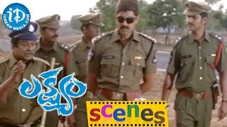 Lakshyam Movie Scenes || Yashpal Sharma tells a Fake Murder Story to Jagapati Babu - IDREAMMOVIES