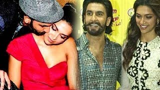 Deepika Padukone & Ranveer Singh seen Coochie Cooing, Ranveer Singh wants to get married & more