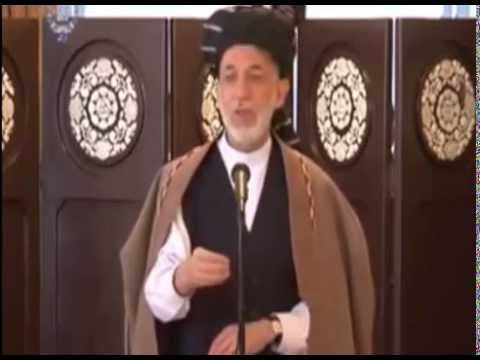 Karzai Warns Paki-Punjabi ISI To Stop The Genocide of Pashtuns in Waziristan in Name of Taliban