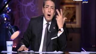 """محمود سعد: الشهداء في مكان أحسن ليس به """"زبالة"""" اسمها إخوان"""