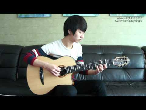 Nothing else matters sungha jung guitar pro tab