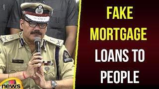 IPS Anjani Kumar Press Briefing About Fake Mortgage Loans To People | Mango News - MANGONEWS