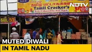 A Dampened Deepavali In Tamil Nadu, Hit By GST And Demonetisation - NDTV