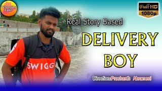 Delivery Boy | True Story Based Short Film | 2019 Heart Touching Telugu Short Film - YOUTUBE