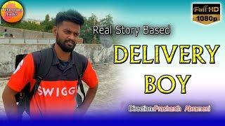 Delivery Boy   True Story Based Short Film   2019 Heart Touching Telugu Short Film - YOUTUBE