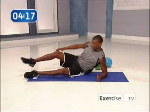 Exercise TV   Quick Incredible Abs   2   10 Min Abs Kendall Hogan 10 min