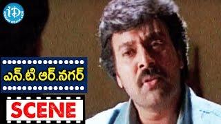 NTR Nagar Movie Scenes - Raj Kumar And Balakrishna Fighting With Tanikella Bharani || Venu Madhav - IDREAMMOVIES
