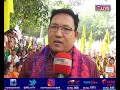 Agitators Hit The Streets Of Delhi To Press For Statehood Demands In Parts Of Assam, Tripura