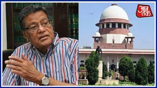 Aaj Subah: Supreme Court Issue Not Yet Resolved Says, Attorney General Venugopal - AAJTAKTV