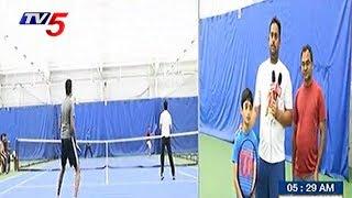 DTA Tennis Tournament | DTA 40th Anniversary Celebrations | TV5 News - TV5NEWSCHANNEL