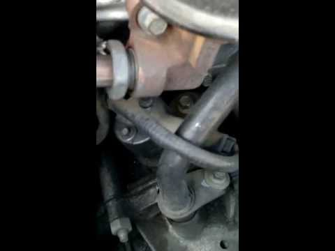 How to replace camshaft sensor mustang 2002 P0340