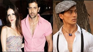 Hrithik Roshan denies Rumours about his alimony, Tiger Shroff rejects Remo Dsouza's film