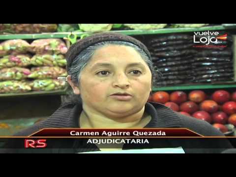 Municipio de Loja oferta puestos libres en mercados