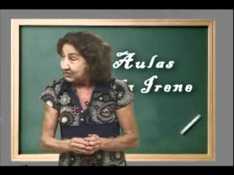 Resumo das aulas da Irene (Melhores Momentos)
