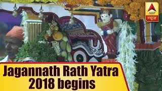 Jagannath Rath Yatra 2018 begins, PM Modi, Amit Shah and Gujarat CM Vijay Rupani will also attend - ABPNEWSTV