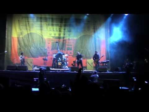At The Drive-In Reunion @ Coachella 2012 (wknd 1 Entire Performance)