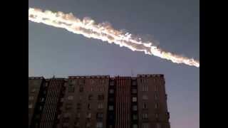 Метеоритная атака на Урале: сотни пострадавших
