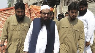Pakistan restores security of 26/11 mastermind Hafiz Saeed - TIMESOFINDIACHANNEL