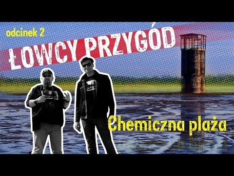 Łowcy Przygód odc. 2. Chemiczna plaża