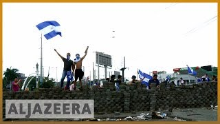 🇳🇮 Nicaraguans trying to flee the continuing violence | Al Jazeera English - ALJAZEERAENGLISH