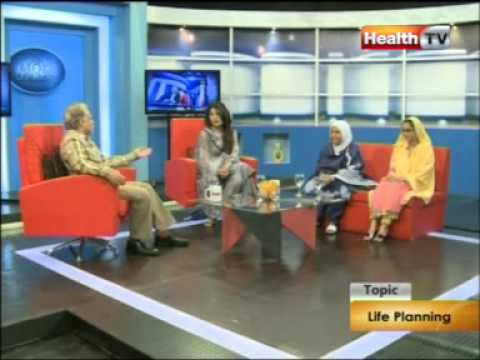 ''Dr Moiz Lounge'' Topic : LIFE PLANNING part-1A/4 (04-SEP -12) Health TV