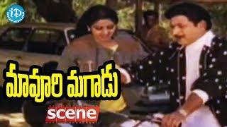 Maavoori Magaadu Movie Scenes - Sridevi Introduction || Suthi Veerabhadra Rao - IDREAMMOVIES
