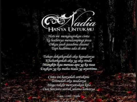 HANYA UNTUKMU - Nadia