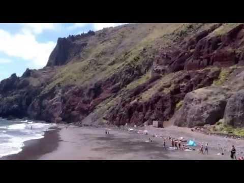 Playa nudista Las Gaviotas, Santa Cruz de Tenerife