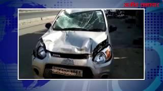 video : दर्दनाक सड़क हादसे में एक व्यक्ति की मौत