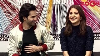 Exclusive: Varun And Anushka Talk About Their Challenges So Far! | Bollywood News - ZOOMDEKHO