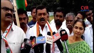 Dr Palvai Harish Babu Joins Congress | CVR NEWS - CVRNEWSOFFICIAL