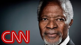 Former UN Secretary-General Kofi Annan dies at 80 - CNN