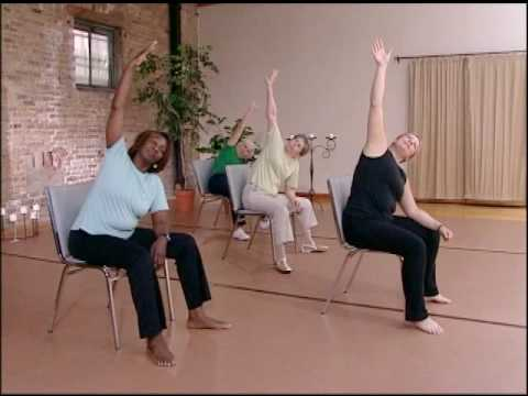 Stronger Seniors Core Fitness Stretches