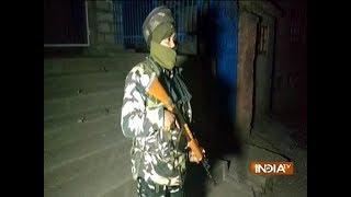 Srinagar: Forces launch search operation in Kulgam - INDIATV