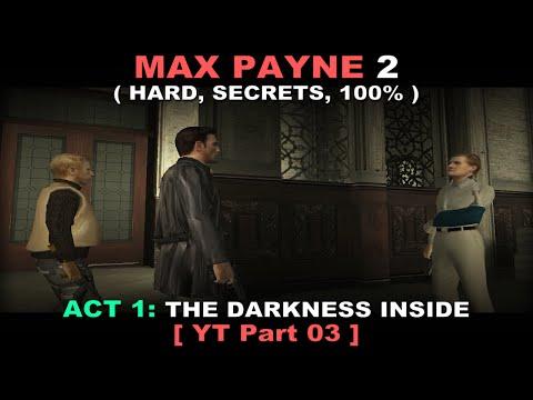 Max Payne 2 Walkthrough part 3 ( No commentary ✔ )