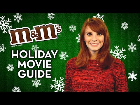 M&M'S® Holiday Movie Guide