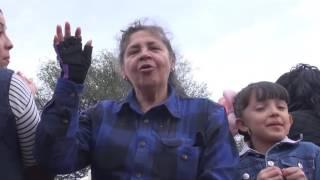 Saludos en Las Lajas (Santa María de los Angeles, Jalisco)