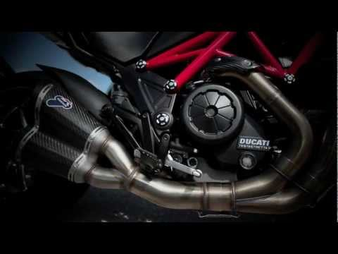 Loud Ducati Diavel Termignoni full system