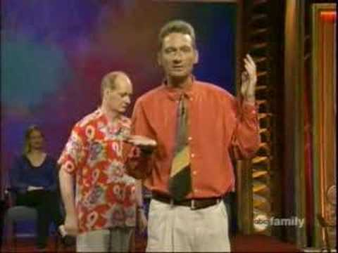 Whose Line Is It Anyway - Narrate - Operating Theatre