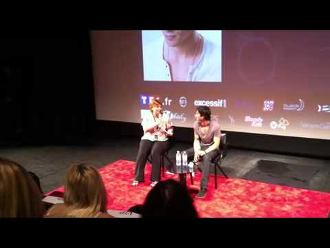 Ian Somerhalder Convention WTMF2 @Paris Q&A 27/05/2012 Part 3 - End