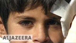 Syrian children suffer in camps, no relief in sight - ALJAZEERAENGLISH