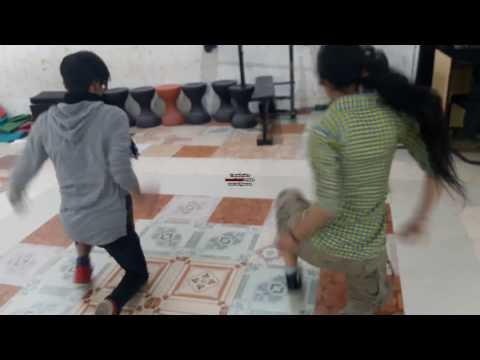 acharya academy for dance and aerobics jammu dance  by harmeet kour soni and sameer malik choreo by
